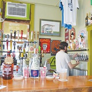 Filling Station Tap Room's No-Frills Shop