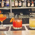 Winter cocktails at The Brooklynite that sing holiday