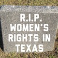 Top 5 Reasons Why It's Terrifying To Be A Woman In Texas
