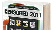 Top censored stories of the year