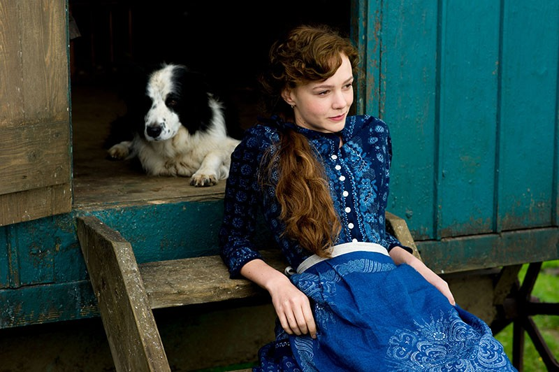 Top-notch acting and serious-issue exploration without an agenda: Far From The Madding Crowd gives romance just-right treatment. - COURTESY