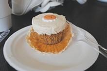 SOPHIA FELICIANO - Trinicakes' Apple Cinnamon cupcake