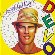 Turntable Tuesday: Devo's Q. Are We Not Men? A. We Are Devo!
