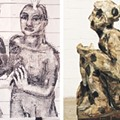 'Two Worlds' Graeber retrospective hints at larger, human story
