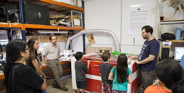 Children represent the future of a digital San Antonio. - 10BITWORKS