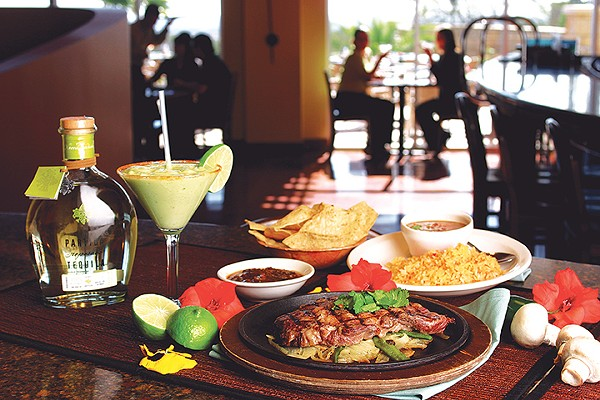 Go for the drinks, but load up on post-happy hour food. - COURTESY