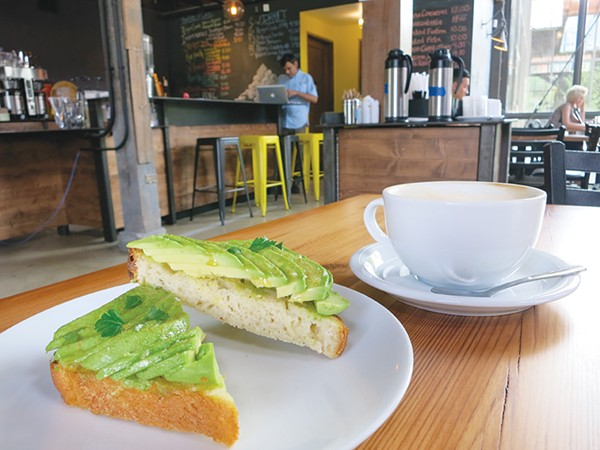 There's more than just great toast at Rosella. - FILE PHOTO