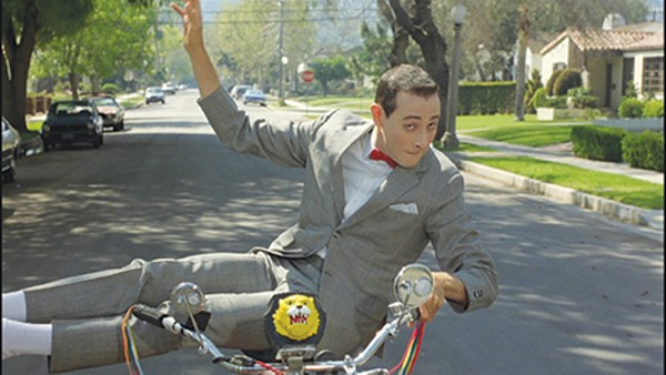 It's been 30 years since Pee-wee trekked to the basement of The Alamo. - COURTESY