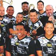 Grupo Niche Salsas Their Way from Colombia to Aztec Theatre