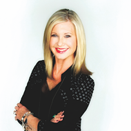 Olivia Newton-John Ready to Belt It Out at the Majestic