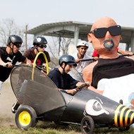 12th Annual Dignowity Hill Pushcart Derby Returns to Lockwood Park