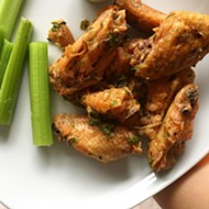 How to Make Crispy, Perfectly-Sauced Wings at Home (If Inspired By the Wings & Beer Fest on Saturday)