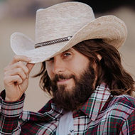 Jared Leto Spotted in Texas During Trek Across the Country