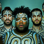 Treat Yourself to Some Funk and Catch The Main Squeeze at Paper Tiger