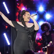 San Antonio's Ada Vox Brings Katy Perry To Her Knees During Latest <i>American Idol</i> Performance
