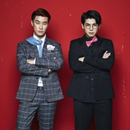 Korean Rappers San E and Mad Clown Making Their Way To San Antonio