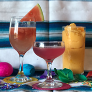 Ditch the Wine Margaritas, Here's 3 Ways Change Up Your Cocktails This Fiesta
