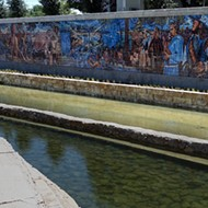 San Pedro Creek Culture Park – Now Flowing with Culture, Art and Nature