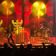Judas Priest Hauls Out the 'Firepower' for Its Tour-Closing Show in San Antonio