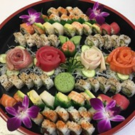 Sushi Express Opens New Location, Offers Free Miso Soup Through May