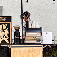 More Joe on Broadway with the Newly-Opened Fremonti Coffee Cart