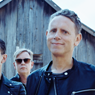 We Just Can't Get Enough: Depeche Mode Stops By AT&T Center on Sunday