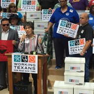 Organizers Exceed the Number of Signatures Needed for Paid Sick Time Referendum