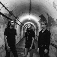 Get Your Punk Fix at A Place to Bury Strangers' Show at Paper Tiger