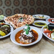 Despite Opening During a Recession, Pasha Mediterranean Grill Has Grown Into a Mini Empire
