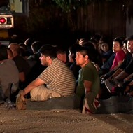 55 Undocumented Immigrants Found in Trailer in San Antonio, Sent to Detention Center