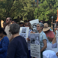 Vigil for Humanity Draws Hundreds Opposed to Family Separations