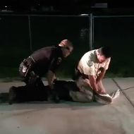 Aransas Pass Police Find and Wrestle Alligator in Walmart Parking Lot