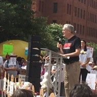 "Lloyd Doggett Sandbagged the Unveiling of Trump's Not-So-Simple Tax ""Postcard"""