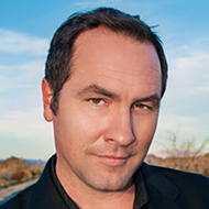 Comedian Tom Rhodes Sets Up Camp at Laugh Out Loud Club This Weekend