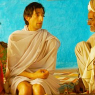 <i>The Darjeeling Limited</i> Screening at Hays Street Bridge for City-wide Wes Fest