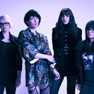 Oakland's Wax Idols Bringing Their Post-punk Act to Paper Tiger