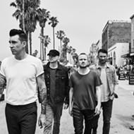 Alternative Rockers Theory of a Deadman Touching Down in San Antonio