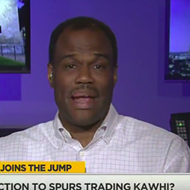 David Robinson Said He Was Ignored When He Reached Out to Kawhi Leonard