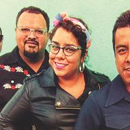 Social Justice Rockers La Santa Cecilia Stopping By Paper Tiger