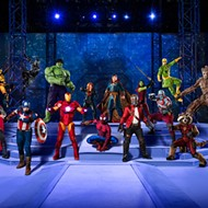 Iron Man, Spider-Man and More Descend Upon San Antonio for Marvel Universe Live!