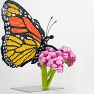 New San Antonio Botanical Garden Showcase Brings Attention to Nature Topics Through LEGO Art