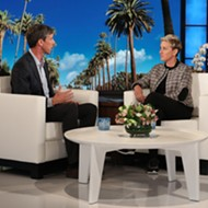 Beto O'Rourke Makes Appearance on <i>The Ellen DeGeneres Show</i>