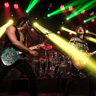 Brazil's Epic Metal Act Angra to Stop In San Antonio Next Month