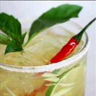 Thai Topaz Hosting Themed Craft Cocktail Class