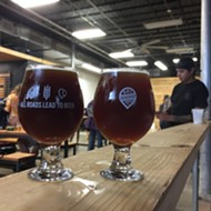 A Strong First Showing for Roadmap Brewing Co., San Antonio's Newest Brewery