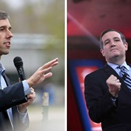 The First Cruz & O'Rourke Debate Is Tonight, and Here's Where to Watch
