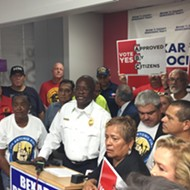5 Possible Reasons Fire Union Chief Bailed on Thursday's Town Hall on Charter Amendments