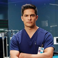 Actor and San Antonio Native Nicholas Gonzalez On Returning for Season 2 of <i>The Good Doctor</i>