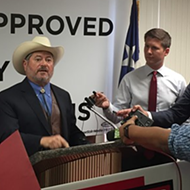Fire Union's Chris Steele Names Surrogates at Combative Press Conference