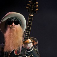 ZZ Top's Billy Gibbons Stopping by Aztec Theatre Following New Solo Album